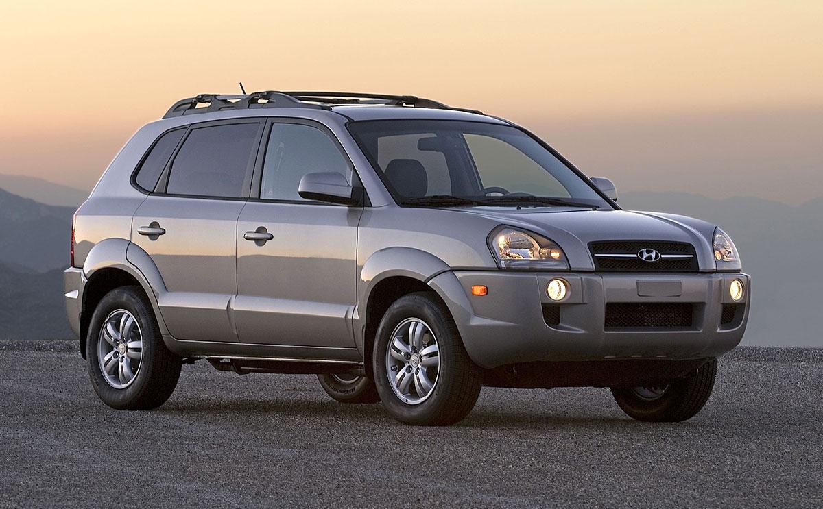 Hyundai Tucson (2010)