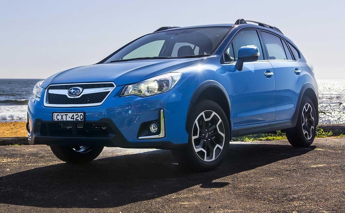 Subaru XV man. (2016)