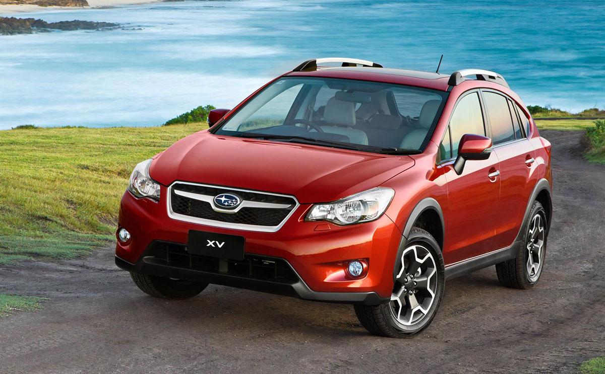 Subaru XV aut. (2016)